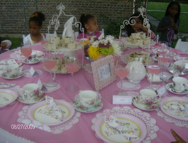 Etiquette classes for african american girls in chicago - African american party ideas ...